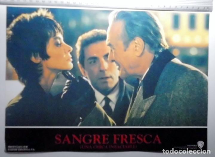 SANGRE FRESCA, PROSPECTO DE PELÍCULA (Cine - Posters y Carteles - Comedia)