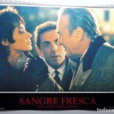 Cine: SANGRE FRESCA, PROSPECTO DE PELÍCULA. Lote 191108218