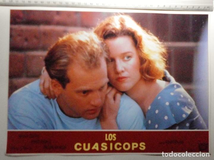 LOS CUASICOPS, PROSPECTO DE PELÍCULA (Cine - Posters y Carteles - Comedia)