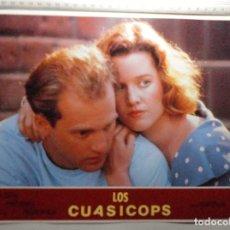Cine: LOS CUASICOPS PROSPECTO DE PELÍCULA. Lote 191108591
