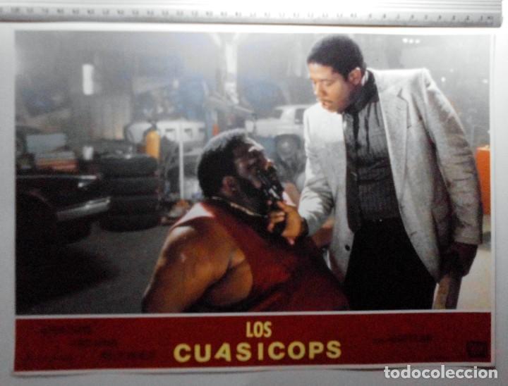 Cine: LOS CUASICOPS, PROSPECTO DE PELÍCULA - Foto 2 - 191108591