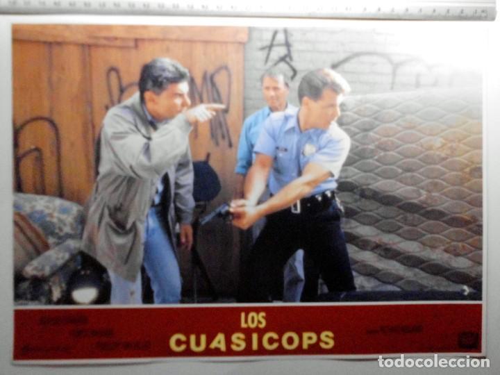 Cine: LOS CUASICOPS, PROSPECTO DE PELÍCULA - Foto 4 - 191108591