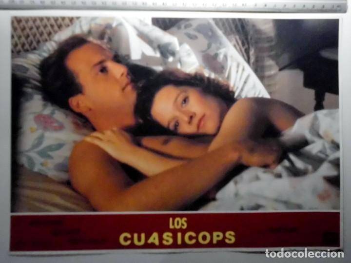 Cine: LOS CUASICOPS, PROSPECTO DE PELÍCULA - Foto 5 - 191108591