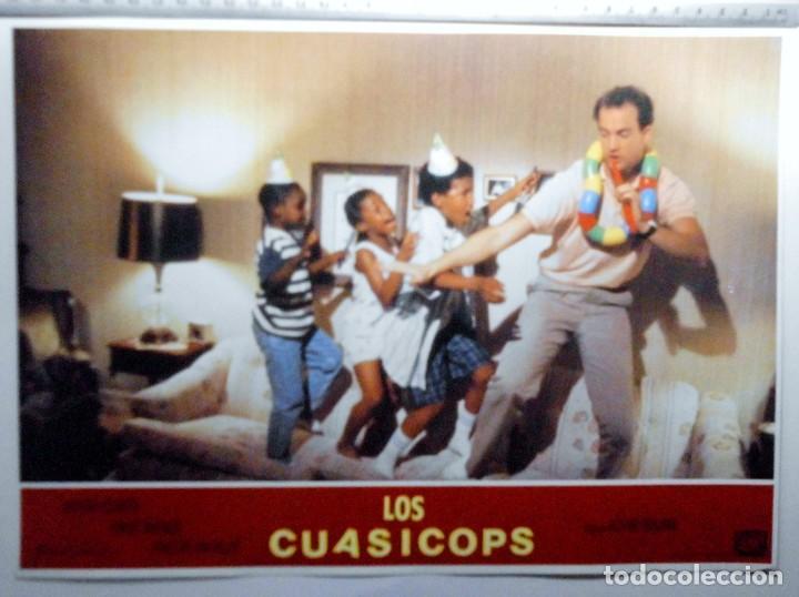 Cine: LOS CUASICOPS, PROSPECTO DE PELÍCULA - Foto 6 - 191108591