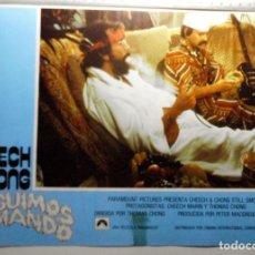 Cine: SEGUIMOS FUMANDO, CHEECH Y CHONG, PROSPECTO DE PELÍCULA. Lote 191109685
