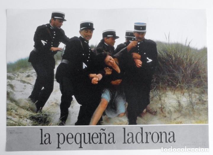 LA PEQUEÑA LADRONA, PROSPECTO DE PELÍCULA (Cine - Posters y Carteles - Comedia)