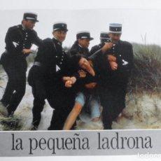 Cine: LA PEQUEÑA LADRONA, PROSPECTO DE PELÍCULA. Lote 191110027