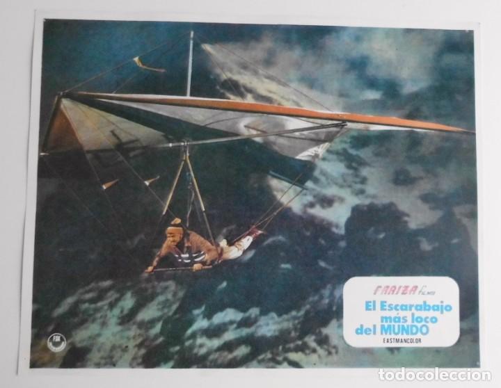 Cine: EL ESCARABAJO MAS LOCO DEL MUNDO, PROSPECTO DE PELÍCULA - Foto 9 - 191110406