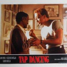 Cine: TAP DANCING,GREGORY HINES, SUZZANNE DOUGLAS, SAMMY DAVIS JR, PROSPECTO DE PELÍCULA. Lote 191114702