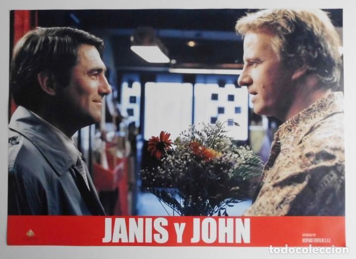 Cine: JANIS Y JOHN, PROSPECTO DE PELÍCULA - Foto 2 - 191115437