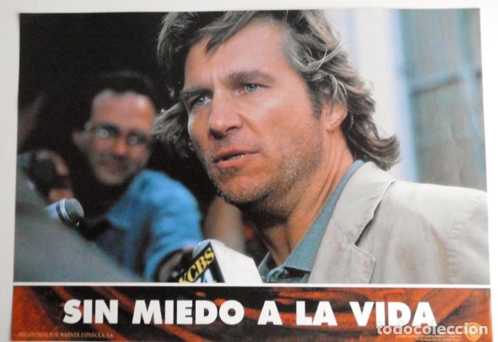 SIN MIEDO A LA VIDA, PROSPECTO DE PELÍCULA (Cine - Posters y Carteles - Comedia)
