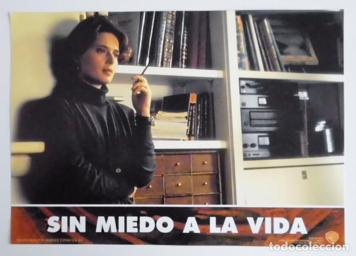 Cine: SIN MIEDO A LA VIDA, PROSPECTO DE PELÍCULA - Foto 3 - 191116583
