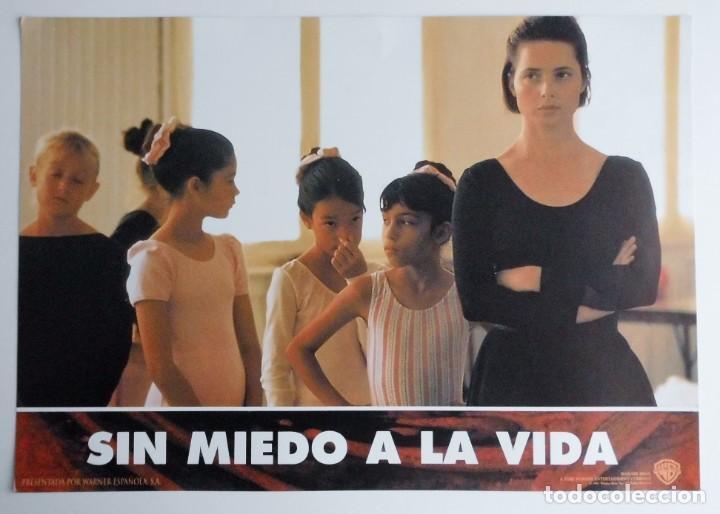 Cine: SIN MIEDO A LA VIDA, PROSPECTO DE PELÍCULA - Foto 4 - 191116583