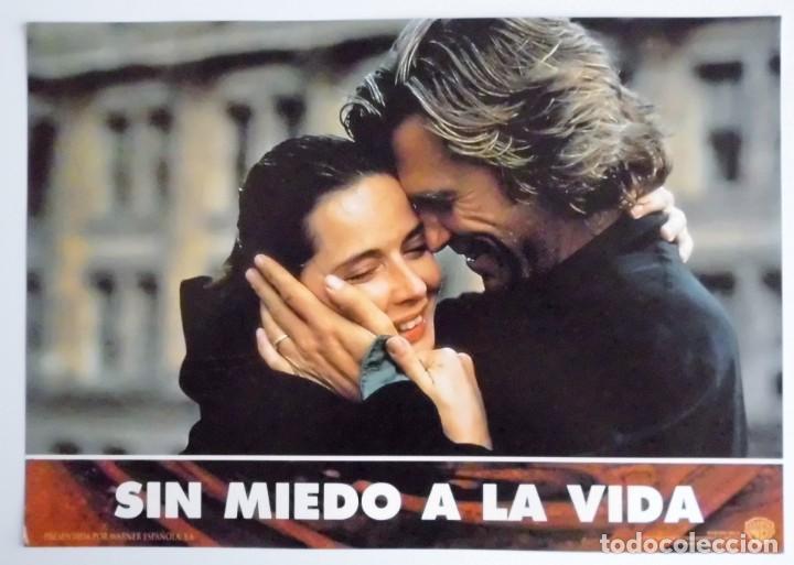 Cine: SIN MIEDO A LA VIDA, PROSPECTO DE PELÍCULA - Foto 5 - 191116583