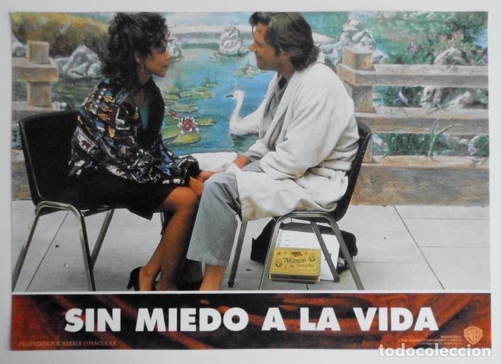 Cine: SIN MIEDO A LA VIDA, PROSPECTO DE PELÍCULA - Foto 7 - 191116583