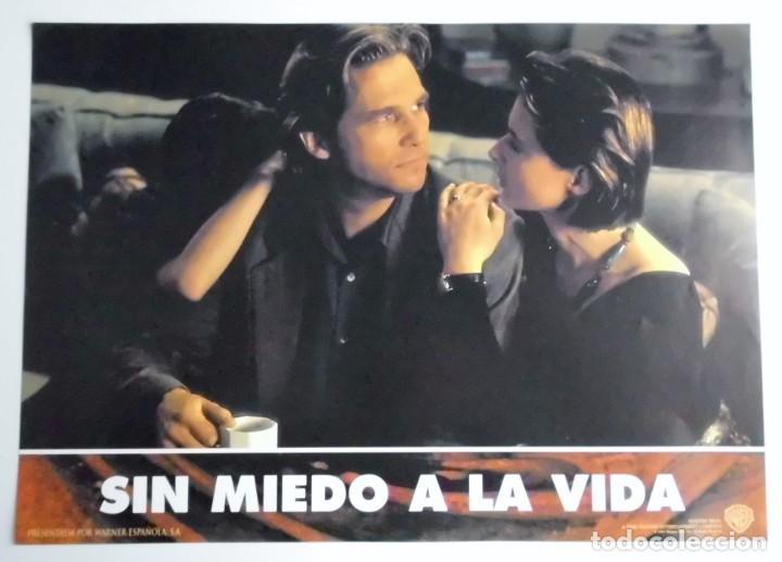Cine: SIN MIEDO A LA VIDA, PROSPECTO DE PELÍCULA - Foto 8 - 191116583
