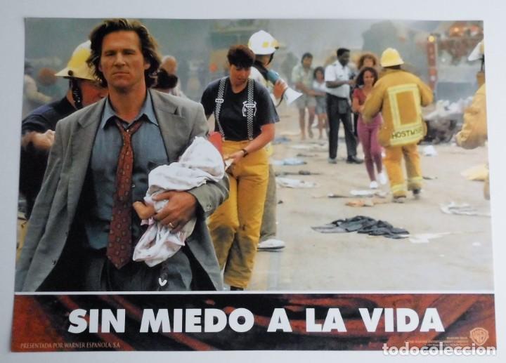 Cine: SIN MIEDO A LA VIDA, PROSPECTO DE PELÍCULA - Foto 10 - 191116583