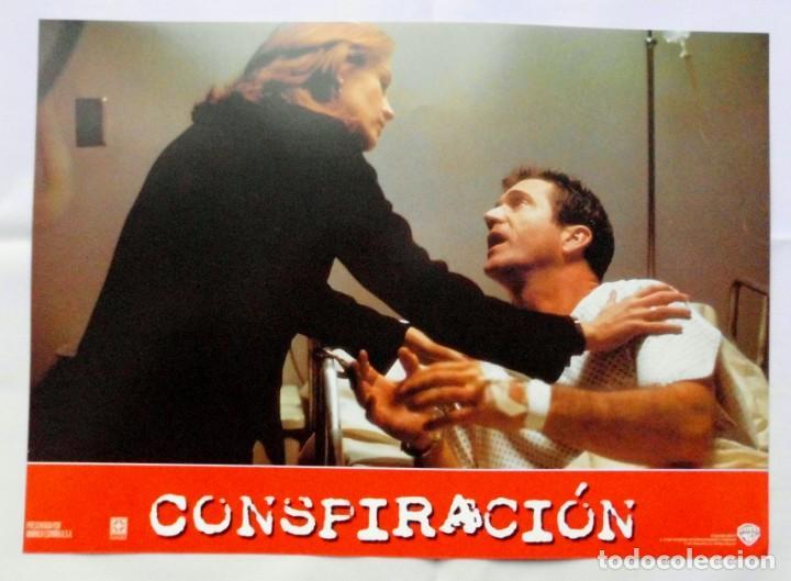 Cine: CONSPIRACIÓN, MEL GIBSON, JULIA ROBERTS , PROSPECTO DE PELÍCULA - Foto 3 - 191120061