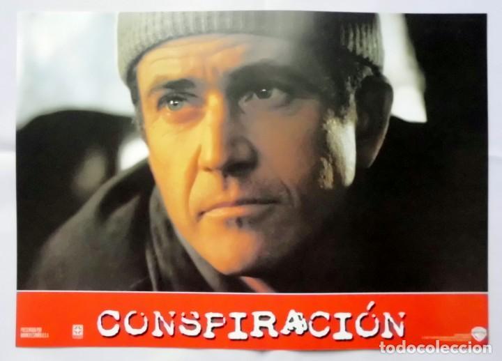 Cine: CONSPIRACIÓN, MEL GIBSON, JULIA ROBERTS , PROSPECTO DE PELÍCULA - Foto 8 - 191120061
