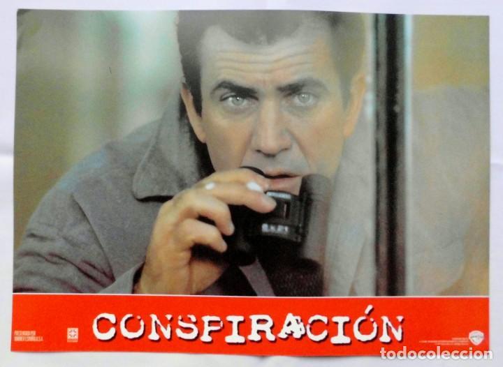 Cine: CONSPIRACIÓN, MEL GIBSON, JULIA ROBERTS , PROSPECTO DE PELÍCULA - Foto 10 - 191120061