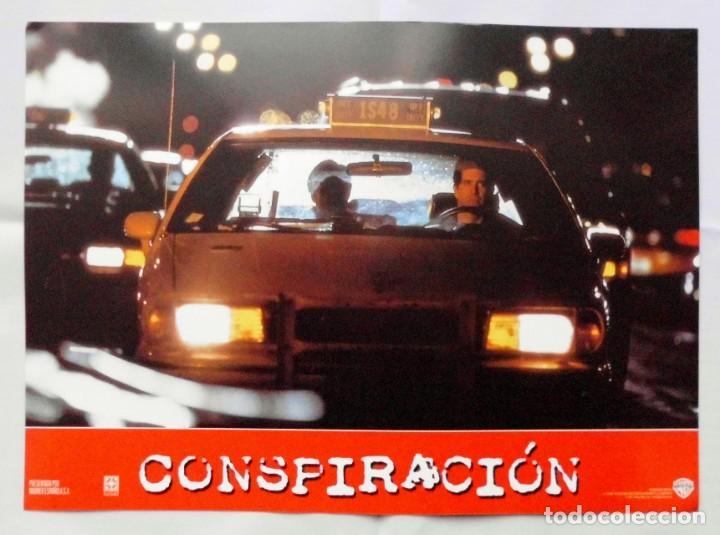 Cine: CONSPIRACIÓN, MEL GIBSON, JULIA ROBERTS , PROSPECTO DE PELÍCULA - Foto 11 - 191120061