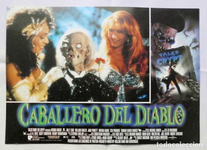 CABALLERO DEL DIABLO , PROSPECTO DE PELÍCULA (Cine - Posters y Carteles - Comedia)