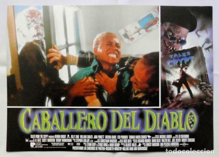Cine: CABALLERO DEL DIABLO , PROSPECTO DE PELÍCULA - Foto 3 - 191120318