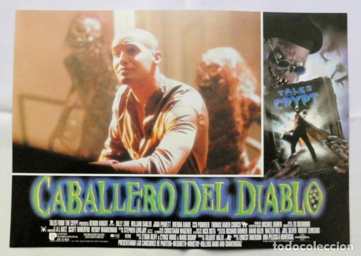Cine: CABALLERO DEL DIABLO , PROSPECTO DE PELÍCULA - Foto 5 - 191120318