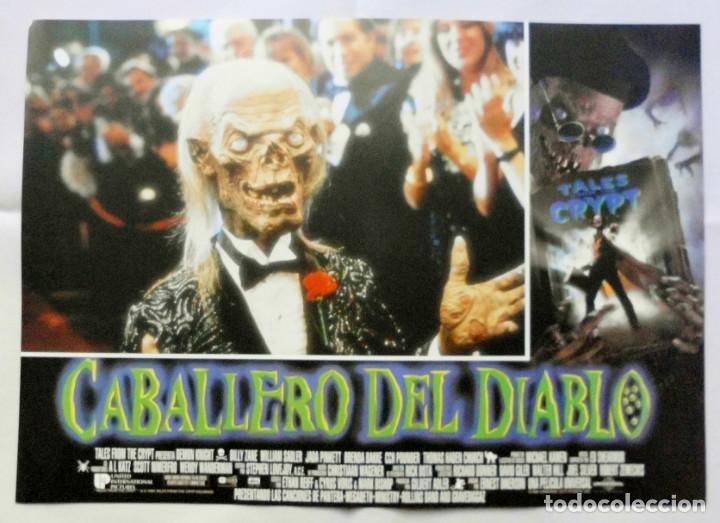 Cine: CABALLERO DEL DIABLO , PROSPECTO DE PELÍCULA - Foto 6 - 191120318