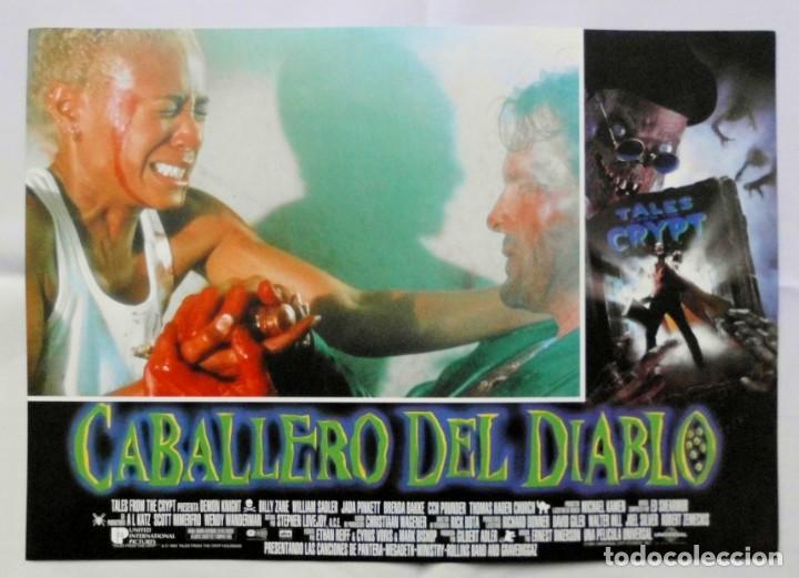 Cine: CABALLERO DEL DIABLO , PROSPECTO DE PELÍCULA - Foto 7 - 191120318