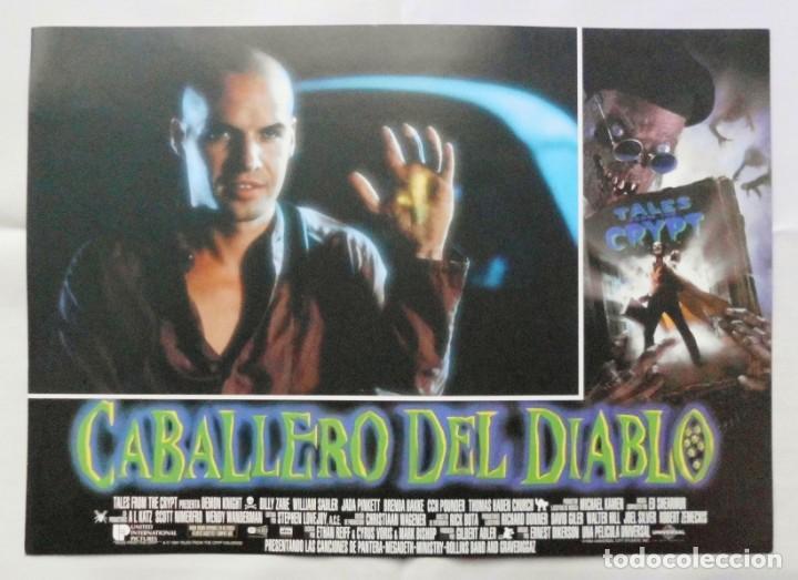 Cine: CABALLERO DEL DIABLO , PROSPECTO DE PELÍCULA - Foto 8 - 191120318