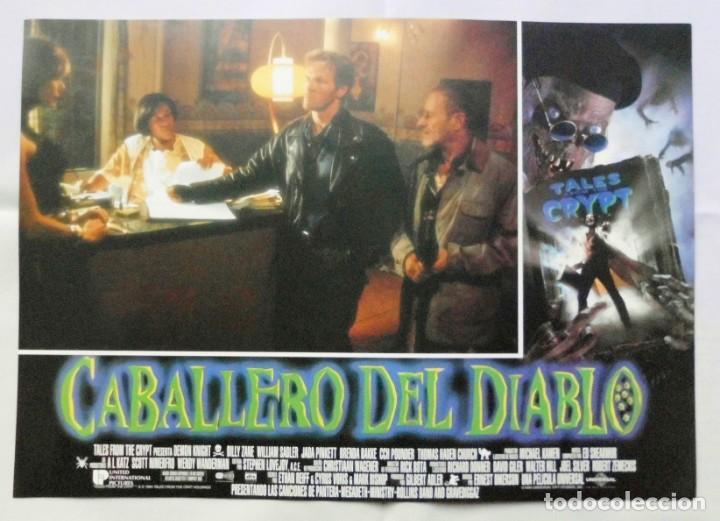 Cine: CABALLERO DEL DIABLO , PROSPECTO DE PELÍCULA - Foto 9 - 191120318