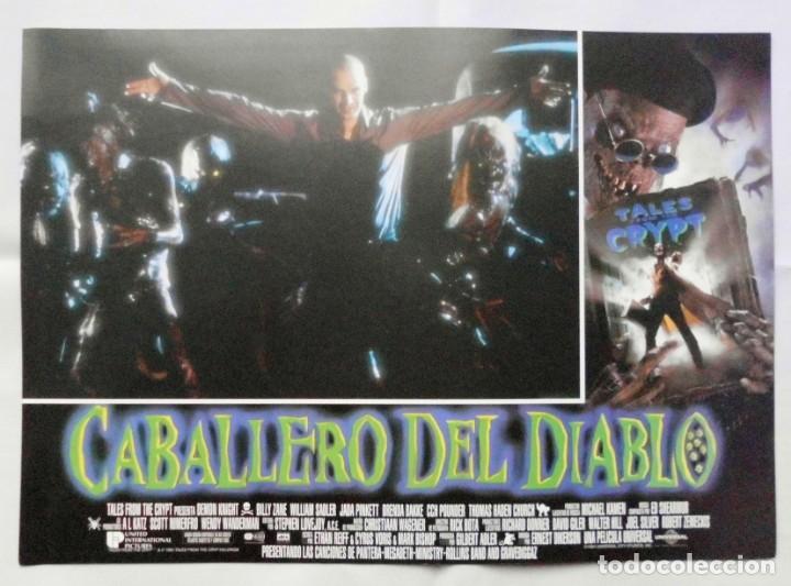 Cine: CABALLERO DEL DIABLO , PROSPECTO DE PELÍCULA - Foto 12 - 191120318