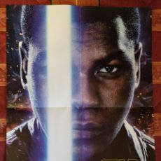 Cine: POSTER STAR WARS (FINN) + THE MAGICIANS. Lote 191204233