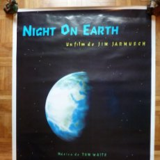 Cine: PÓSTER NIGHT ON EARTH. 70X100. Lote 191279423