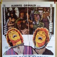 Cine: CUENTOS DE PASOLINI. Lote 223393526