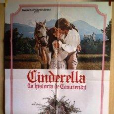 Cine: CINDERELLA (LA HISTORIA DE CENICIENTA). Lote 191590368