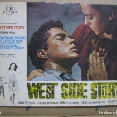 Cine: CARTELERA .- WEST SIDE STORY . Lote 192166802