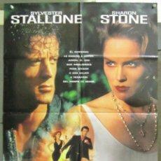 Cine: AAD91 EL ESPECIALISTA SHARON STONE SYLVESTER STALLONE POSTER ORIGINAL 70X100 ESTRENO. Lote 192167055