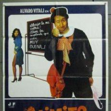 Cine: AAD88 JAIMITO CONTRA TODOS ALVARO VITALI POSTER ORIGINAL 70X100 ESTRENO. Lote 192168817