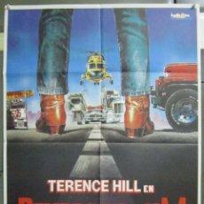 Cine: AAD81 RENEGADO JIM TERENCE HILL POSTER ORIGINAL 70X100 ESTRENO. Lote 192171606