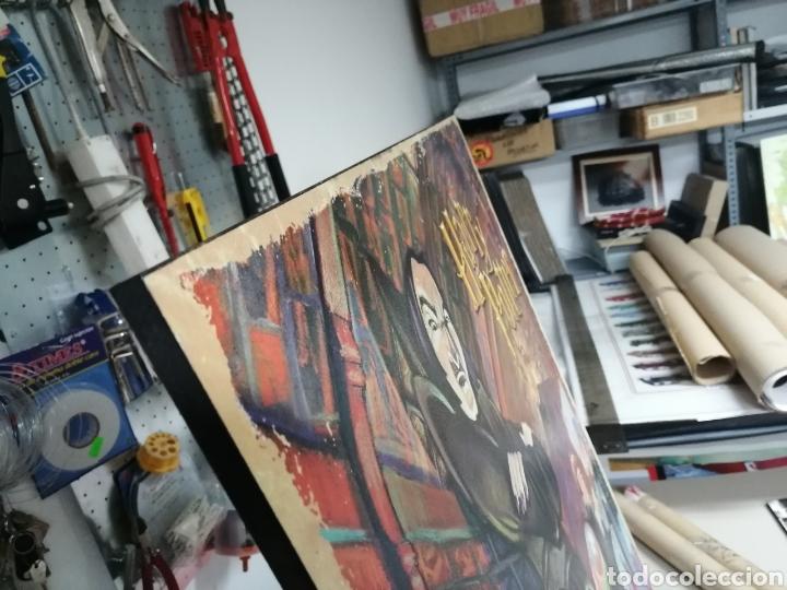 Cine: HARRY POTTER. ORIGINAL PRIMERA EDICIÓN 2001. Repro Pintura Grande - Foto 7 - 192439258