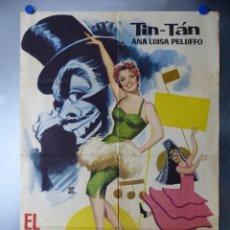 Cine: EL DUENDE DE LA OPERETA, TIN-TAN, ANA LUISA PELUFFO - AÑO 1962. Lote 192462345
