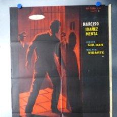 Cine: PROCESADO 1040, NARCISO IBAÑEZ MENTA. Lote 192464757