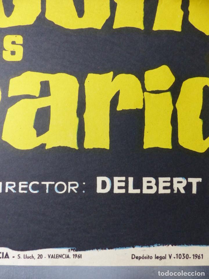 Cine: LA NOCHE DE LOS MARIDOS, DON MURRAY, E.G.MARSHALL, JACK WARDEN, AÑO 1961 - Foto 2 - 192465142