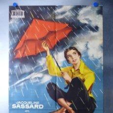 Cine: NACIDA EN MARZO, JACQUELINE SASSARD, AÑO 1958. Lote 192466085
