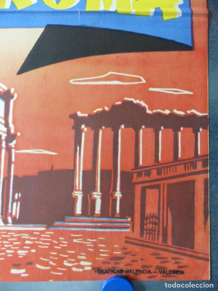 Cine: CUENTOS DE ROMA, TOTO, VITTORIO DE SICA, SILVANA PAMPANINI, FRANCO FABRIZI, JUANINO - Foto 3 - 192474423