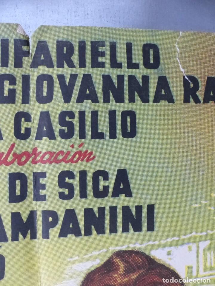 Cine: CUENTOS DE ROMA, TOTO, VITTORIO DE SICA, SILVANA PAMPANINI, FRANCO FABRIZI, JUANINO - Foto 8 - 192474423