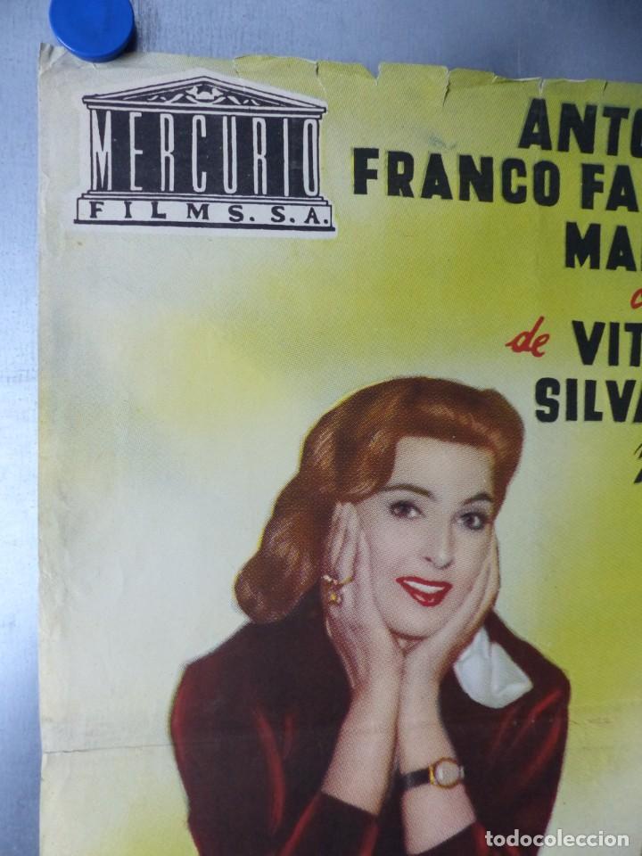 Cine: CUENTOS DE ROMA, TOTO, VITTORIO DE SICA, SILVANA PAMPANINI, FRANCO FABRIZI, JUANINO - Foto 9 - 192474423