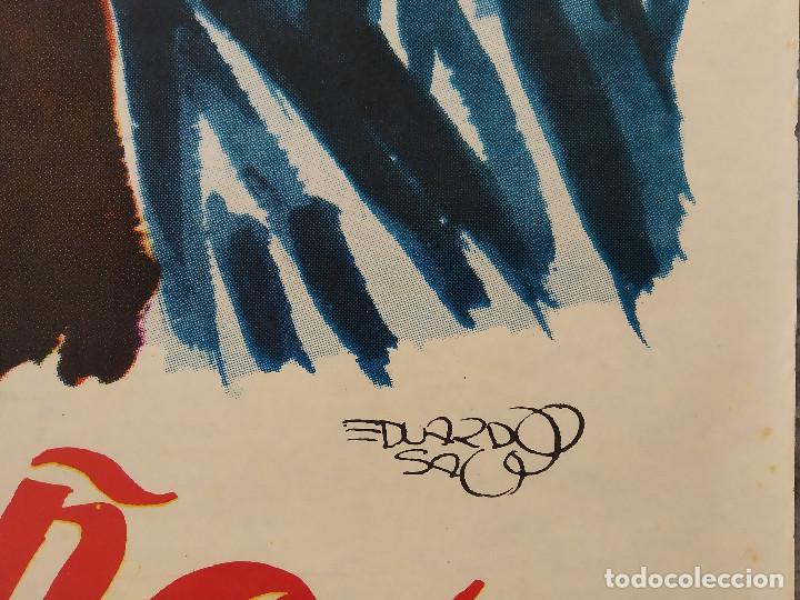 Cine: LA CALLE DE LOS SUEÑOS. MARIANO MORES, YEYA DUCIEL . AÑO 1965. POSTER ORIGINAL - Foto 5 - 192579922